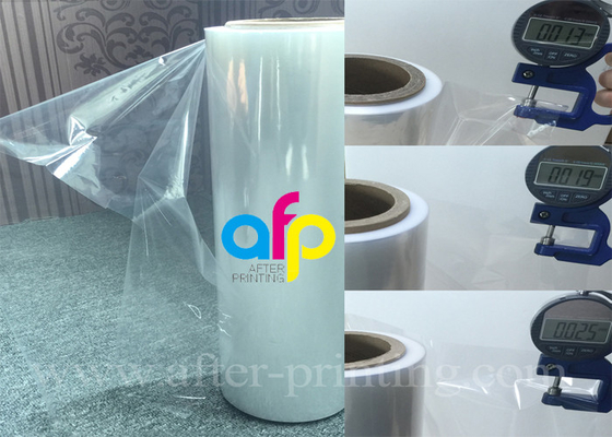 Food Grade Polyolefin Shrink Film Various Thickness Optional SGS Approval